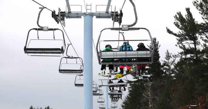 The gift of experience at Calabogie Peaks