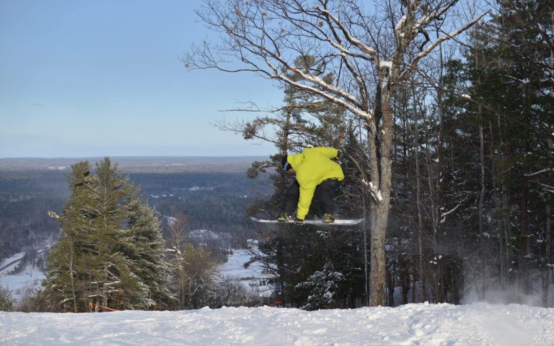 WORK/LIFE BALANCE Weekday Skiing