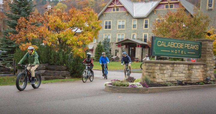 Calabogie Peaks Fall Colours
