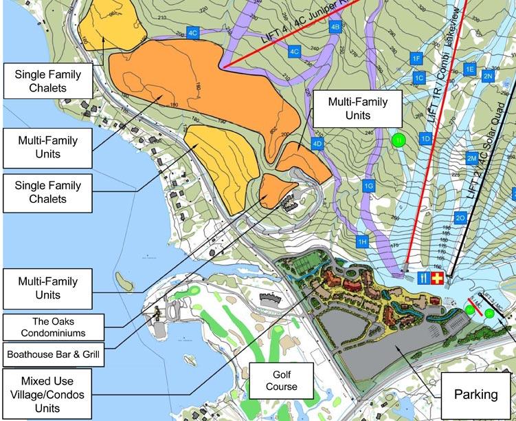 Calabogie Peak Real Estate Development