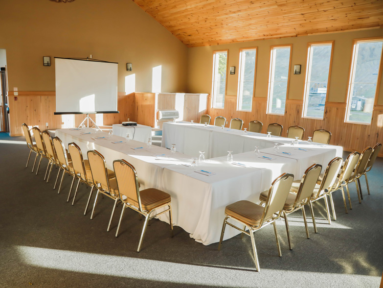 Corporate party Ottawa Business meeting room Annex