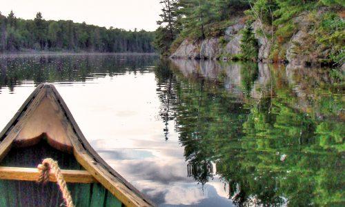 spring-canoe