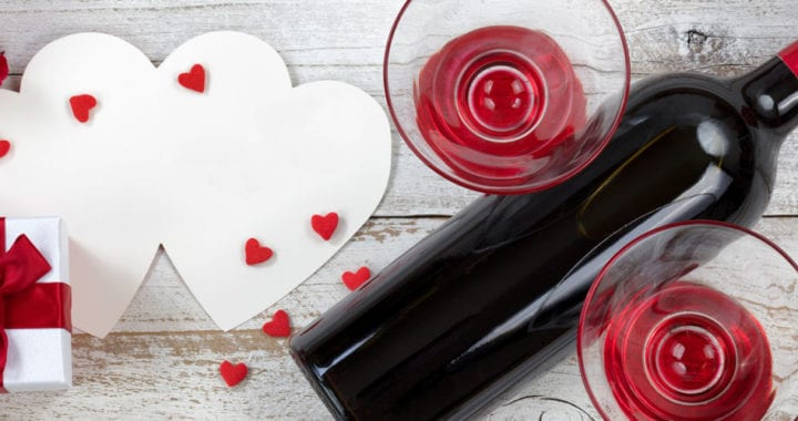 Valantine's Day Skiing and wine tasting