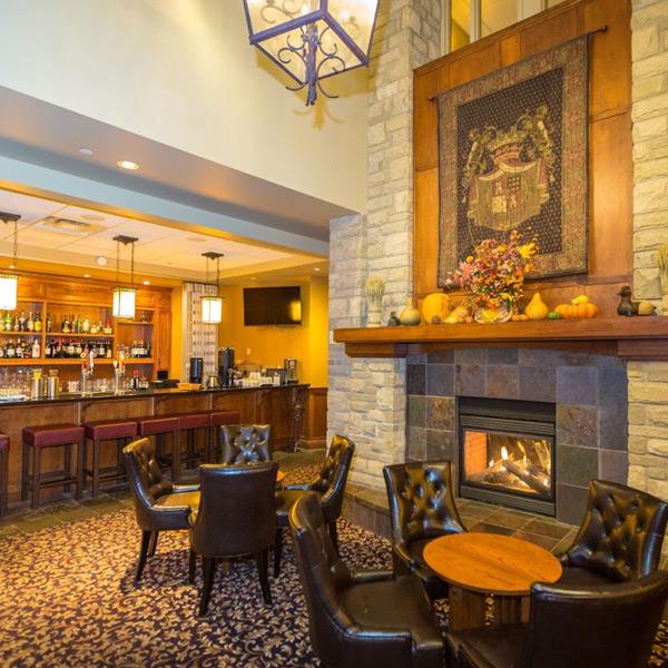 Best local restaurant Canthooks Restaurant Calabogie Peaks