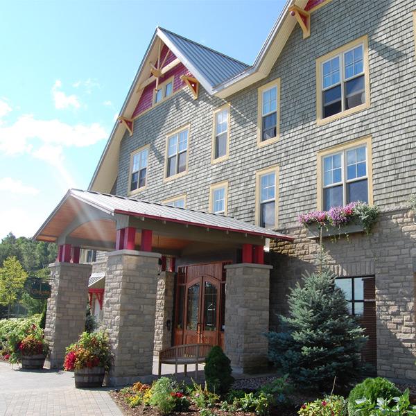 Calabogie Peaks hotel specials