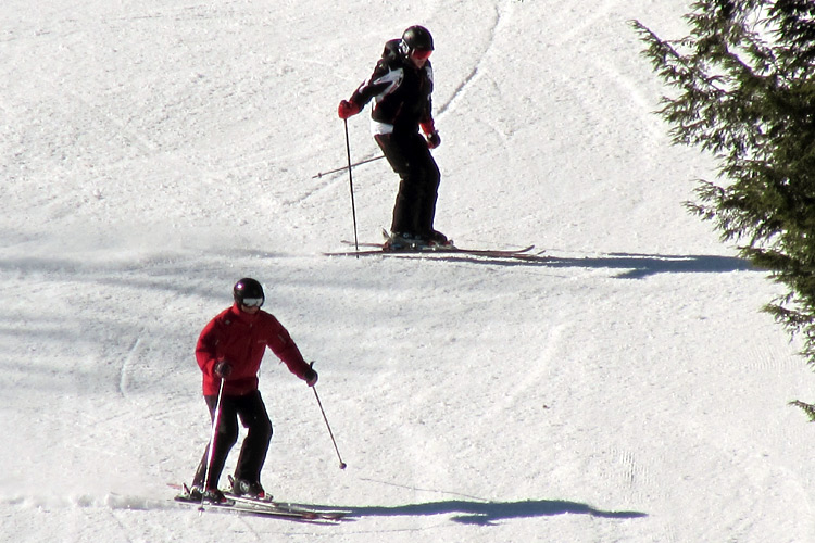 Ski lessons Ottawa Calabogie Peaks