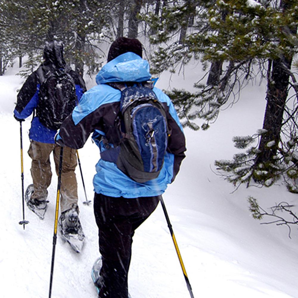 Cross Country Skiing at Calabogie Madawaska Nordic ski trails - Ontario getaways