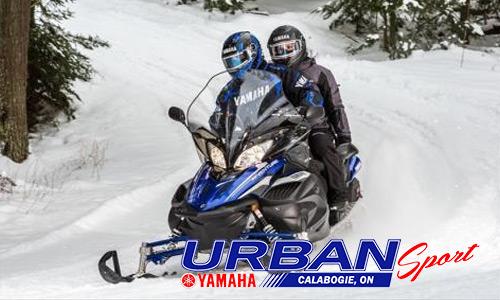 snowmobiling urban sport