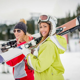 discover lessons at Calabogie Peaks