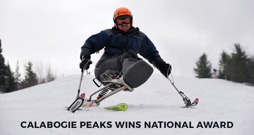 Calabogie Peaks Wins National Award