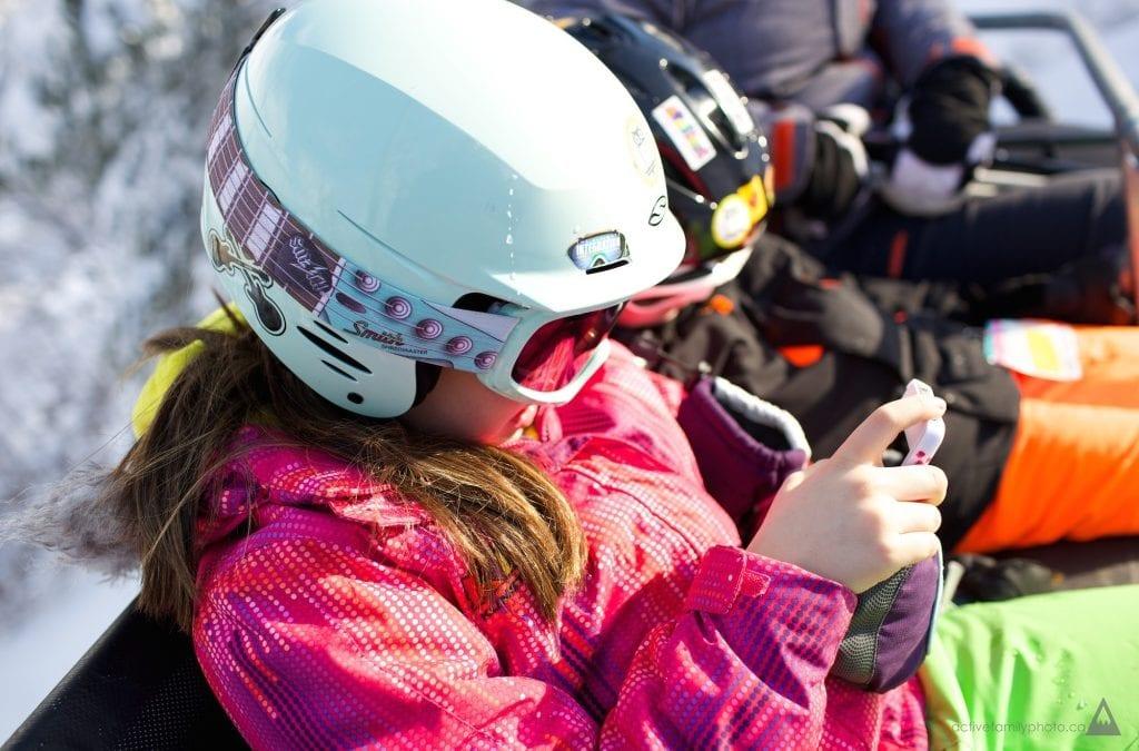 Ski App - Active Family Photo Rob Whelan