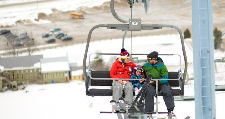 Ski Family Calabogie Peaks Resort