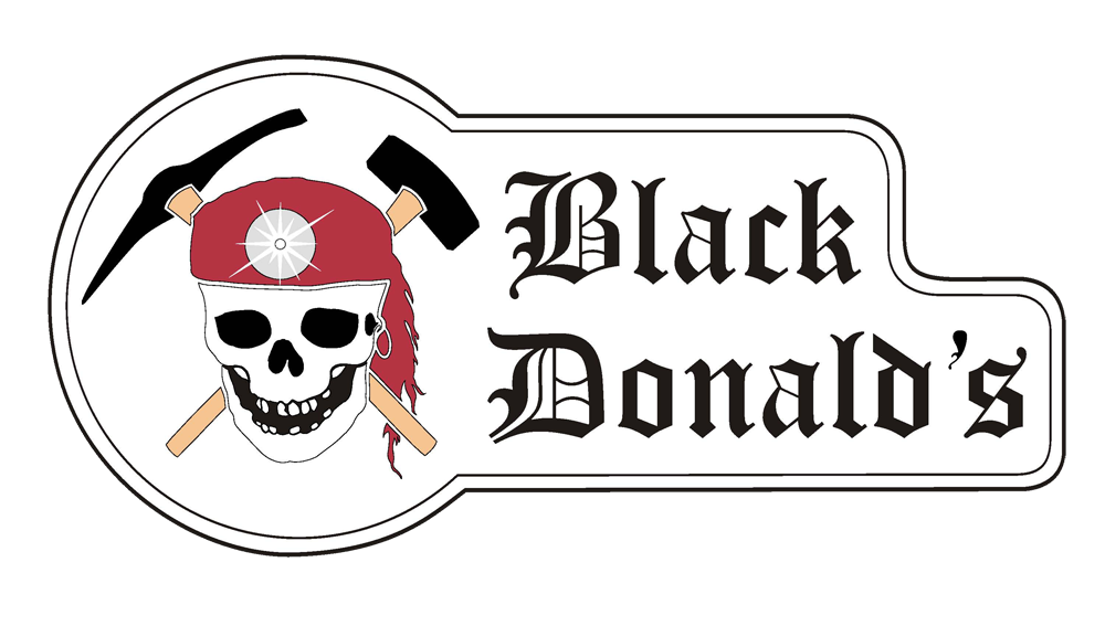 Enjoy Black Donald's Pub after skiing solo