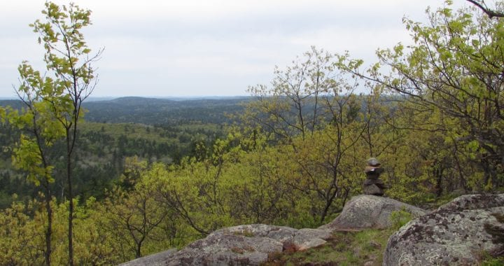 Hiking at Calabogie Peaks Mountain Hiking
