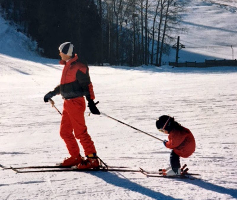 family winter activities at the Calabogie Peaks