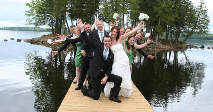 weddings at Calabogie Peaks Resort