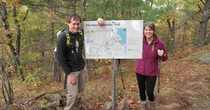 Hiking Trails at Calabogie Peaks