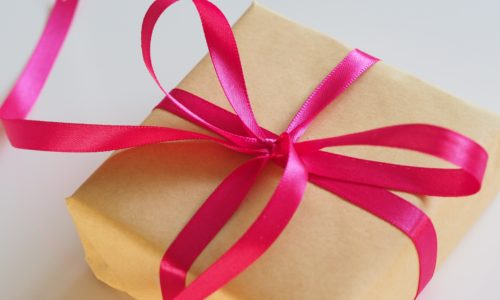 Gift Card Gift Box