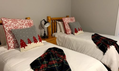 The Oaks Interior - Townhomes for Sale at Calabogie Peaks Ontario